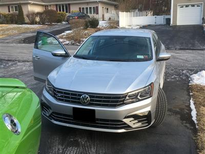 2018 Volkswagen Passat lease in Suffern,NY - Swapalease.com