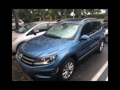 2017 Volkswagen Tiguan lease in Weston,FL - Swapalease.com