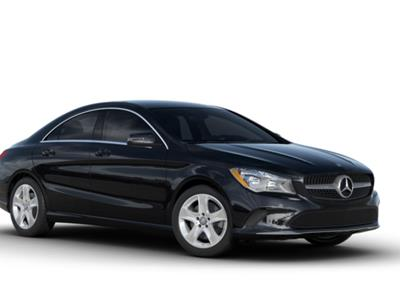 2017 Mercedes-Benz CLA Coupe lease in Springfield,MO - Swapalease.com