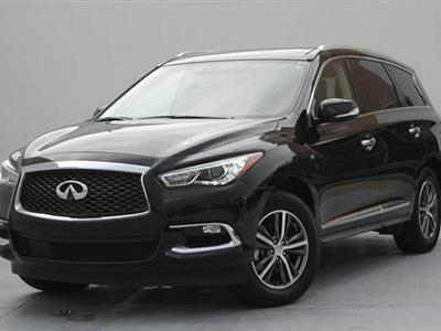 2017 Infiniti QX60 lease in Los Angeles,CA - Swapalease.com