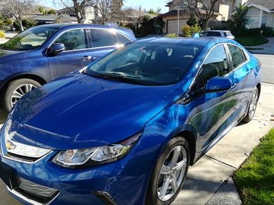 2017 Chevrolet Volt lease in Fremont,CA - Swapalease.com