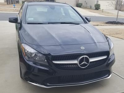 2018 Mercedes-Benz CLA Coupe lease in Fort Mill,SC - Swapalease.com