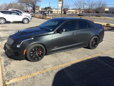 2018 Cadillac ATS-V lease in San Angelo,TX - Swapalease.com