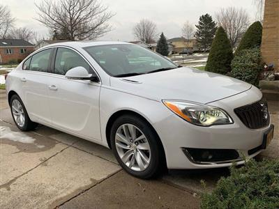 2017 Buick Regal lease in Williamsville,NY - Swapalease.com