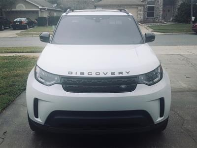 2017 Land Rover Discovery lease in Winter Springs,FL - Swapalease.com