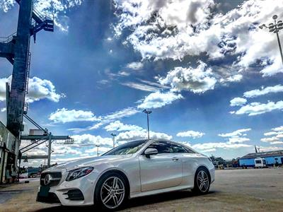 2018 Mercedes-Benz E-Class lease in Brooklyn,NY - Swapalease.com