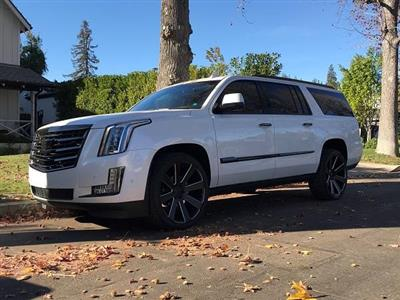 2017 Cadillac Escalade ESV lease in Sherman Oaks,CA - Swapalease.com