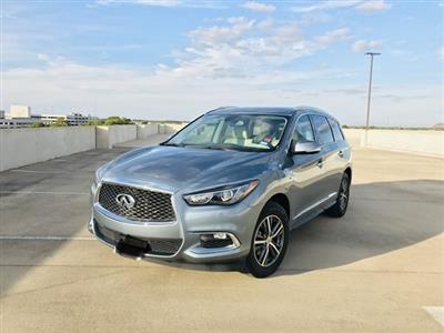 2017 Infiniti QX60 lease in Houston,TX - Swapalease.com