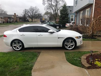 2017 Jaguar XE lease in Dearborn,MI - Swapalease.com