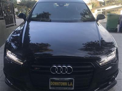 2018 Audi S7 lease in Manhattan Beach,CA - Swapalease.com
