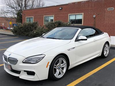 2017 BMW 6 Series lease in Newton,MA - Swapalease.com