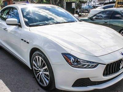 2016 Maserati Ghibli lease in Lakewood Ranch,FL - Swapalease.com