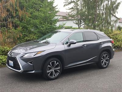 2018 Lexus RX 350 lease in Seattle,WA - Swapalease.com