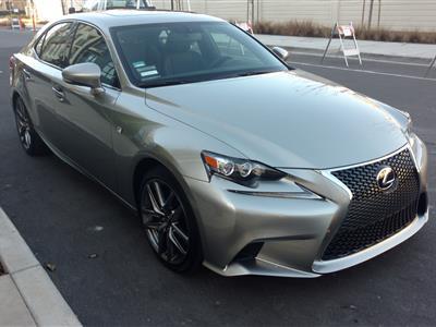 2016 Lexus IS 200t F Sport lease in REDWOOD CITY,CA - Swapalease.com