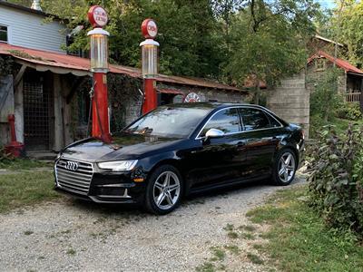 2018 Audi S4 lease in CINCINNATI,OH - Swapalease.com