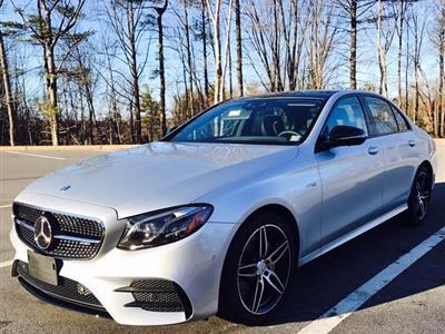 2017 Mercedes-Benz E-Class lease in Mclean,VA - Swapalease.com