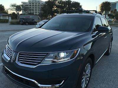 2016 Lincoln MKX lease in Melbourne,FL - Swapalease.com