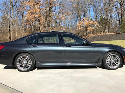 2018 BMW 7 Series lease in St. Louis,MO - Swapalease.com