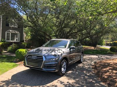 2017 Audi Q7 lease in Granite Bay,CA - Swapalease.com
