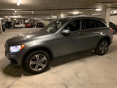 2018 Mercedes-Benz GLC-Class lease in Pasadena,CA - Swapalease.com
