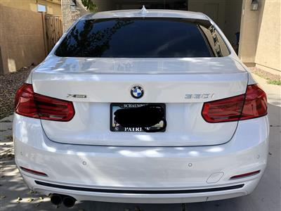 2017 BMW 3 Series lease in Gilbert,AZ - Swapalease.com