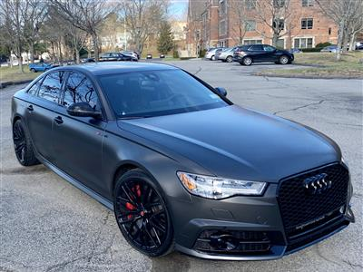 2018 Audi S6 lease in White Plains,NY - Swapalease.com