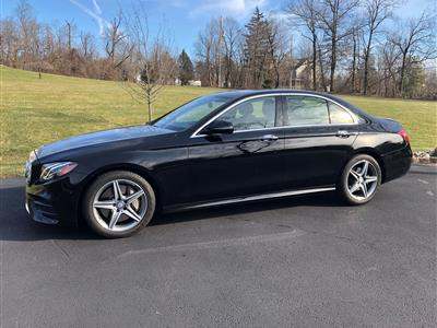 2017 Mercedes-Benz E-Class lease in Warminster,PA - Swapalease.com