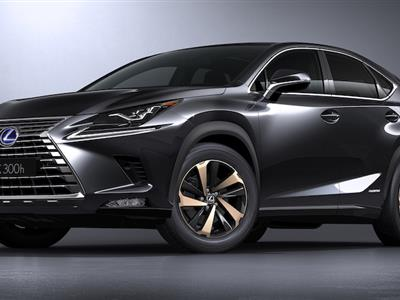 2018 Lexus NX 300 F Sport lease in Chicago,IL - Swapalease.com