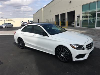 2017 Mercedes-Benz C-Class lease in Chandler,AZ - Swapalease.com
