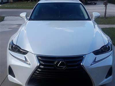 2018 Lexus IS 300 lease in Boca Raton,FL - Swapalease.com