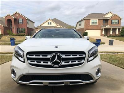 2018 Mercedes-Benz GLA SUV lease in Richardson,TX - Swapalease.com