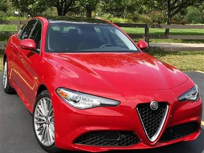 2017 Alfa Romeo Giulia lease in Akron,OH - Swapalease.com