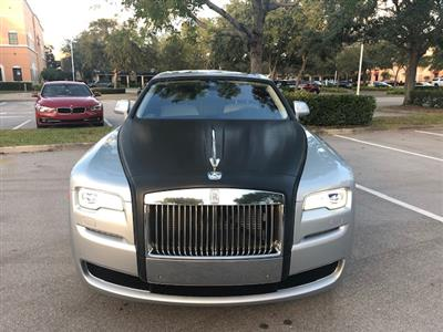 2017 Rolls-Royce Ghost lease in jupiter,FL - Swapalease.com