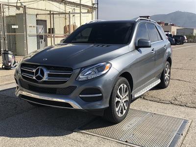 2018 Mercedes-Benz GLE-Class lease in Camarillo,CA - Swapalease.com