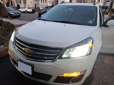 2017 Chevrolet Traverse lease in NORTH ARLINGTON,NJ - Swapalease.com