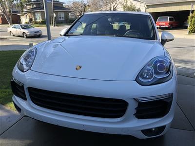 2017 Porsche Cayenne lease in Cupertino,CA - Swapalease.com