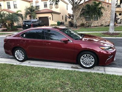 2017 Lexus ES 350 lease in Cooper City,FL - Swapalease.com