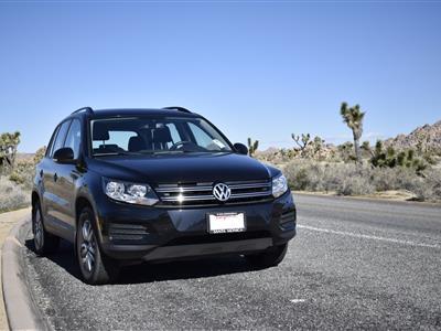 2017 Volkswagen Tiguan lease in Los Angeles,CA - Swapalease.com