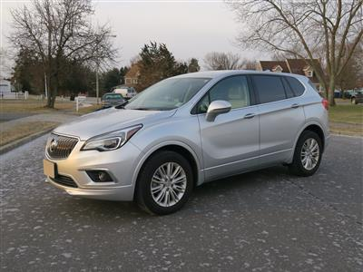 2017 Buick Envision lease in Beachwood,NJ - Swapalease.com