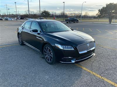 2018 Lincoln Continental lease in Dearborn,MI - Swapalease.com