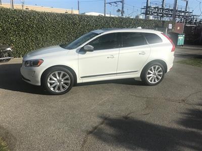 2017 Volvo XC60 lease in Marina Del Rey,CA - Swapalease.com