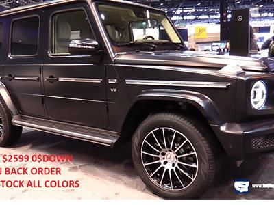 2019 Mercedes-Benz G-Class lease in New York,NY - Swapalease.com