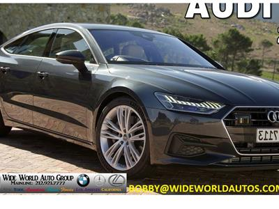 2019 Audi A7 lease in New York,NY - Swapalease.com