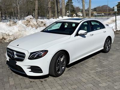 2019 Mercedes-Benz E-Class lease in Needham,MA - Swapalease.com