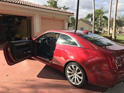 2016 Cadillac ATS Coupe lease in Boynton Beach,FL - Swapalease.com