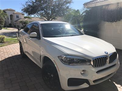 2019 BMW X6 lease in Palm Beach Gardens,FL - Swapalease.com