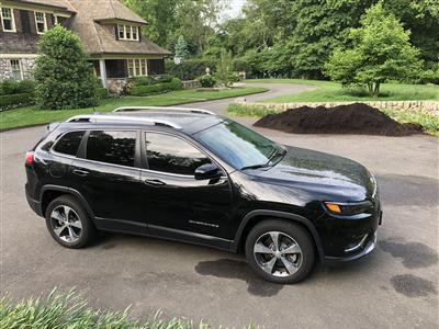2019 Jeep Cherokee lease in Greenwich,CT - Swapalease.com