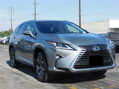 2018 Lexus RX 350L lease in Los Angeles,CA - Swapalease.com