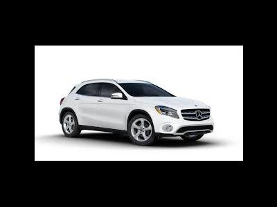 2018 Mercedes-Benz GLA SUV lease in Buffalo,NY - Swapalease.com