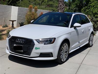 2018 Audi A3 Sportback e-tron lease in LOS ANGELES,CA - Swapalease.com
